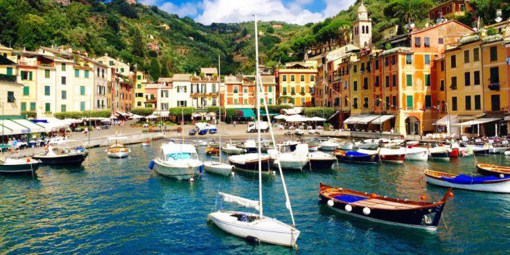 Liguria nauka języka włoskiego Bydgoszcz Osielsko