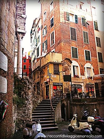 Porta Soprana, vicoli, nauka języka włoskiego osielsko, bydgoszcz