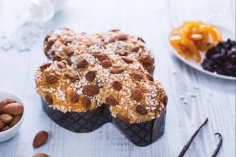 colomba ciasto wielkanocne Włochy