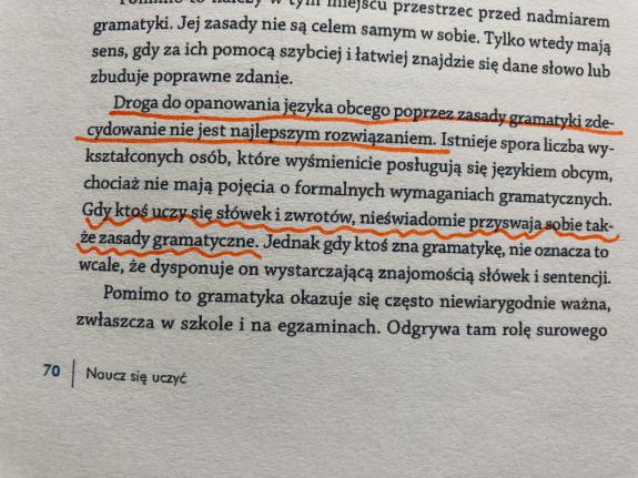 fiszki nauka języka obcego język włoski 6