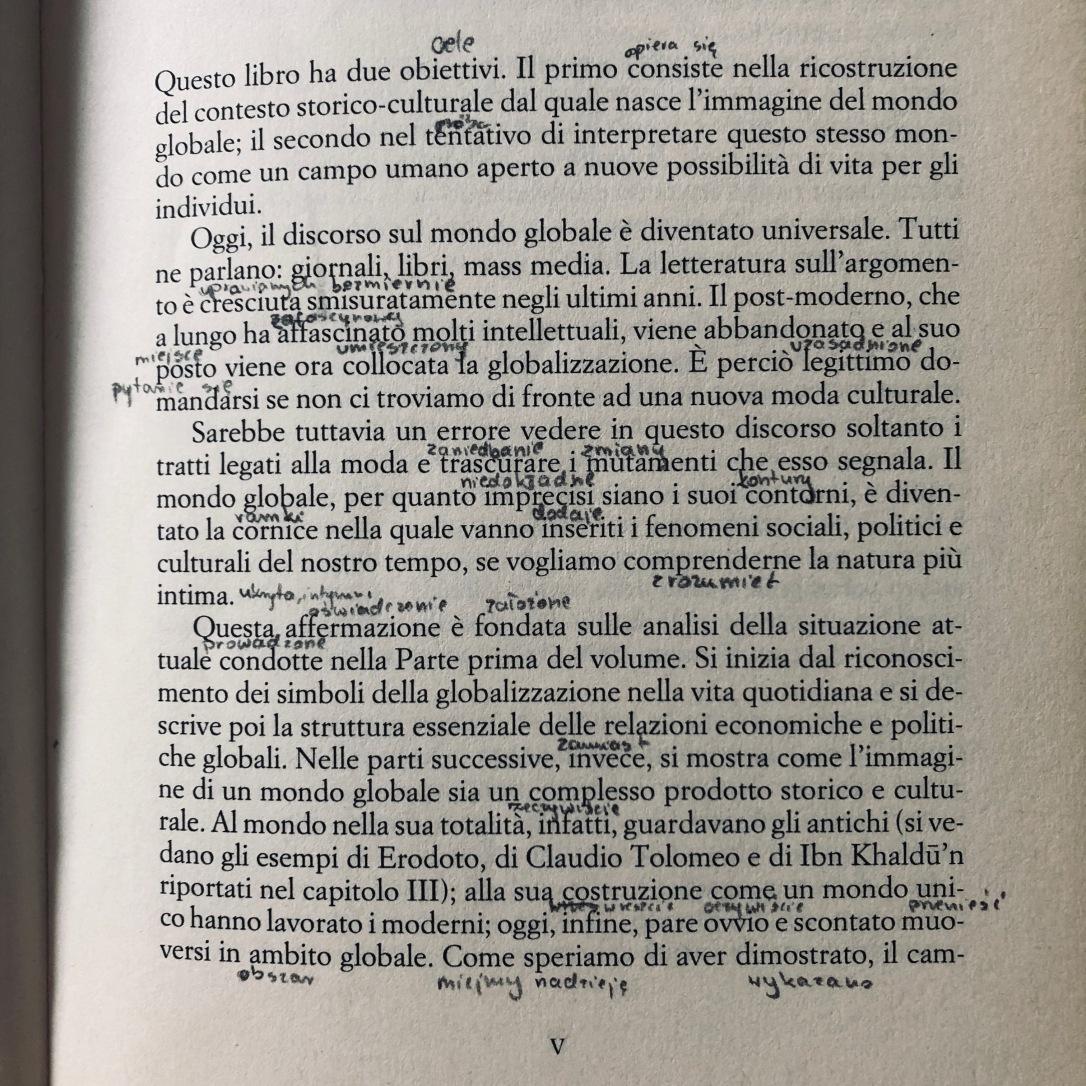 czytanie w obcym języku